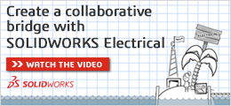 Create a collaborative bridge with SOLIDWORKS Electrical