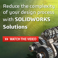 Reduce the complexity of your design process with SOLIDWORKS Solutions