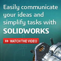 Easily communicate your ideas and simplify tasks with SOLIDWORKS